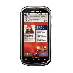 Usuñ simlocka kodem z telefonu Motorola CLIQ 2