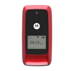 Usuñ simlocka kodem z telefonu Motorola WX416