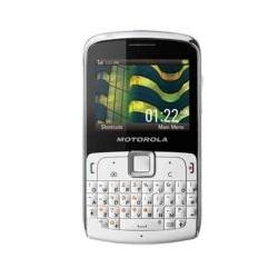 Usuñ simlocka kodem z telefonu Motorola EX112