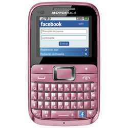 Usuñ simlocka kodem z telefonu Motorola EX116
