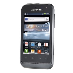 Usuñ simlocka kodem z telefonu Motorola Defy Mini XT320