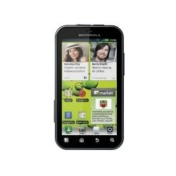 Usuñ simlocka kodem z telefonu Motorola Defy plus