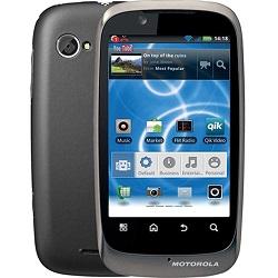 Usuñ simlocka kodem z telefonu Motorola FIRE XT