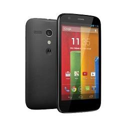 Usuñ simlocka kodem z telefonu Motorola Moto G