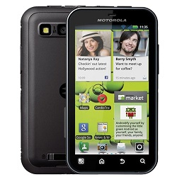 Usuñ simlocka kodem z telefonu Motorola MB526