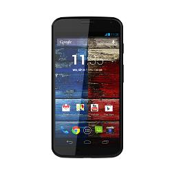 Usuñ simlocka kodem z telefonu Motorola MOTO XT882