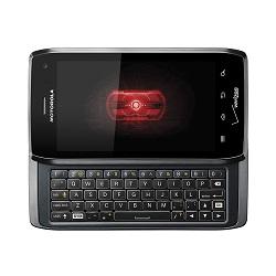 Usuñ simlocka kodem z telefonu Motorola Droid 4
