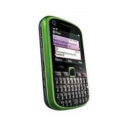 Usuñ simlocka kodem z telefonu Motorola Grasp WX404