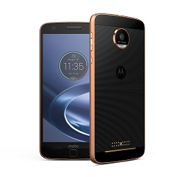 Usuñ simlocka kodem z telefonu Motorola Moto Z Force