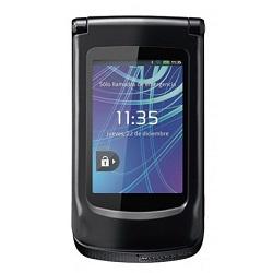 Usuñ simlocka kodem z telefonu Motorola XT 611