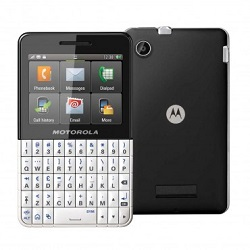 Usuñ simlocka kodem z telefonu Motorola Motokey XT