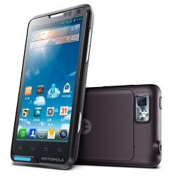 Usuñ simlocka kodem z telefonu Motorola Motoluxe