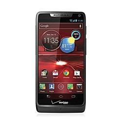 Usuñ simlocka kodem z telefonu Motorola DROID RAZR M