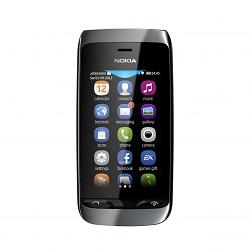 Usuñ simlocka kodem z telefonu Nokia Asha 309