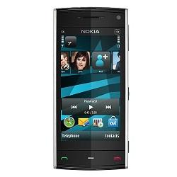 Usuñ simlocka kodem z telefonu Nokia X6