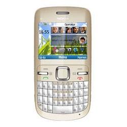 Usuñ simlocka kodem z telefonu Nokia C3