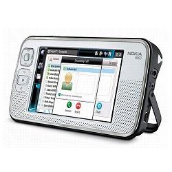 Usuñ simlocka kodem z telefonu Nokia N800
