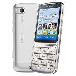 Usuñ simlocka kodem z telefonu Nokia C3-01 Touch and Type
