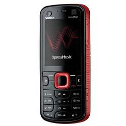 Usuñ simlocka kodem z telefonu Nokia 5320 XpressMusic