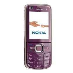 Usuñ simlocka kodem z telefonu Nokia 6220 Classic