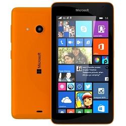 Usuñ simlocka kodem z telefonu Nokia 535