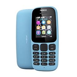 Usuñ simlocka kodem z telefonu Nokia 105 (2017)
