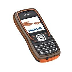 Usuñ simlocka kodem z telefonu Nokia 5500