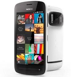 Usuñ simlocka kodem z telefonu Nokia 808 PureViev