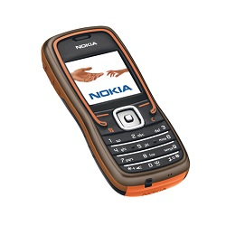 Usuñ simlocka kodem z telefonu Nokia 5500 Sport