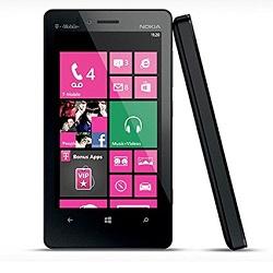 Usuñ simlocka kodem z telefonu Nokia Lumia 810