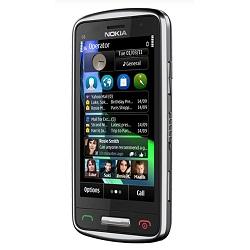 Usuñ simlocka kodem z telefonu Nokia C6-01