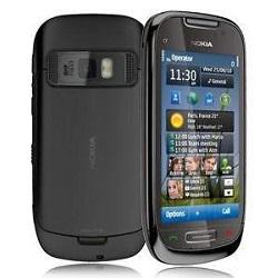 Usuñ simlocka kodem z telefonu Nokia C7