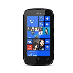 Usuñ simlocka kodem z telefonu Nokia Lumia 510