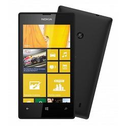 Usuñ simlocka kodem z telefonu Nokia Lumia 520