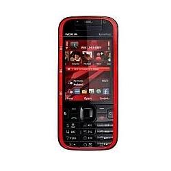 Usuñ simlocka kodem z telefonu Nokia 5730 XpressMusic
