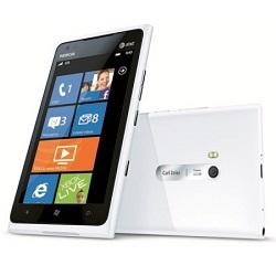 Usuñ simlocka kodem z telefonu Nokia Lumia 900