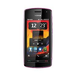 Usuñ simlocka kodem z telefonu Nokia 600