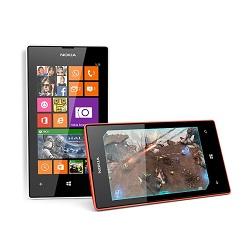 Usuñ simlocka kodem z telefonu Nokia Lumia 525