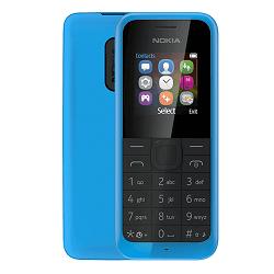 Usuñ simlocka kodem z telefonu Nokia 105