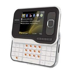 Usuñ simlocka kodem z telefonu Nokia 6760 Slide