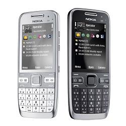 Usuñ simlocka kodem z telefonu Nokia E55