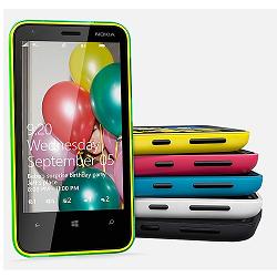 Usuñ simlocka kodem z telefonu Nokia Lumia 620