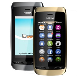 Usuñ simlocka kodem z telefonu Nokia Asha 310