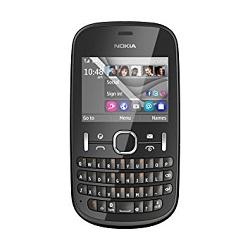 Usuñ simlocka kodem z telefonu Nokia Asha 201