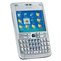 Usuñ simlocka kodem z telefonu Nokia E61