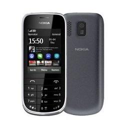 Usuñ simlocka kodem z telefonu Nokia Asha 202