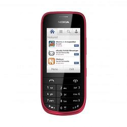 Usuñ simlocka kodem z telefonu Nokia Asha 203