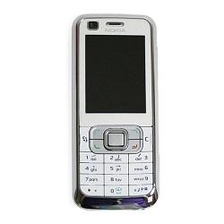 Usuñ simlocka kodem z telefonu Nokia 6120 Classic