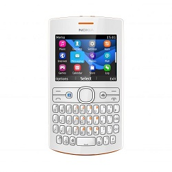 Usuñ simlocka kodem z telefonu Nokia Asha 205 Dual Sim