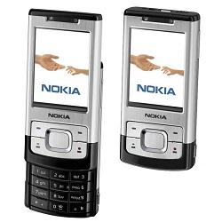 Usuñ simlocka kodem z telefonu Nokia 6500s